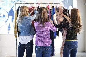 Teen Fashion Clothing Shop Party with Awesome Ideas via Kara's Party Ideas | KarasPartyIdeas.com #Fashion #ClothingSwap #Party #Ideas #Supplies (4)