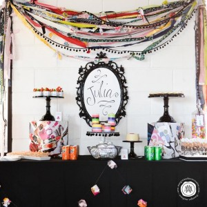 Teen Fashion Clothing Shop Party with Awesome Ideas via Kara's Party Ideas | KarasPartyIdeas.com #Fashion #ClothingSwap #Party #Ideas #Supplies (3)