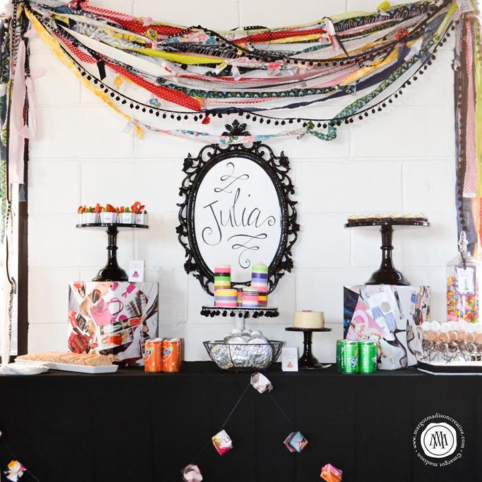 Kara S Party Ideas Teen Fashion Clothing Shop Party