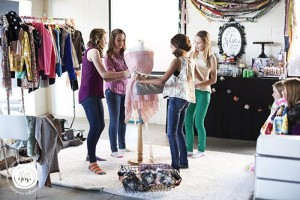 Teen Fashion Clothing Shop Party with Awesome Ideas via Kara's Party Ideas | KarasPartyIdeas.com #Fashion #ClothingSwap #Party #Ideas #Supplies (1)