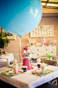 Gumball Themed 8th Birthday Party with Lots of REALLY CUTE Ideas via Kara's Party Ideas | KarasPartyIdeas.com #Gumballs #Party #Ideas #Supplies (6)