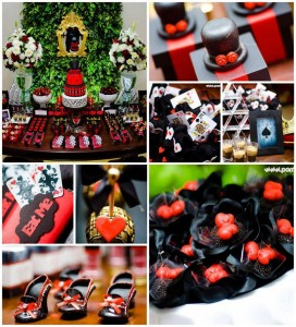 King and Queen of Hearts Party with Lots of Awesome Ideas via Kara's Party Ideas | KarasPartyIdeas.com #AliceInWonderland #OffWithTheirHeads #Party #Ideas #Supplies (1)