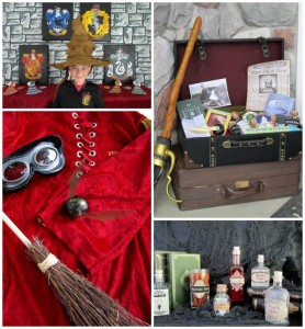 Hogwarts School of Witchcraft and Wizardry Party with SO MANY AWESOME IDEAS via Kara's Party Ideas | KarasPartyIdeas.com #HarryPotter #Party #Ideas #Supplies (1)