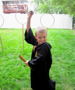 Hogwarts School of Witchcraft and Wizardry Party with SO MANY AWESOME IDEAS via Kara's Party Ideas | KarasPartyIdeas.com #HarryPotter #Party #Ideas #Supplies (5)