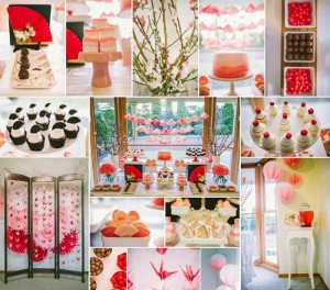 Japanese Themed Birthday Party with SUCH CUTE Ideas via Kara's Party Ideas | Kara'sPartyIdeas.com #Japan #Origami #Travel #PartyIdeas #Supplies (26)