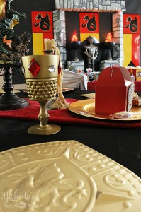 Knights and Dragons Playdate Full of Fun Ideas via Kara's Party Ideas | KarasPartyIdeas.com #KnightsQuest #Templar #Dragon #TheRoundTable #Party #Ideas #Supplies (24)