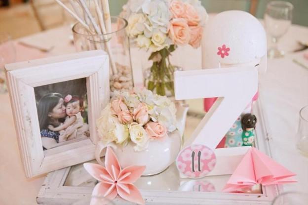 Kokeshi Doll 1st Birthday Party with SO MANY CUTE IDEAS via Kara's Party Ideas | Kara'sPartyIdeas.com #1stBirthday #Girl #PartyIdeas #Supplies (15)