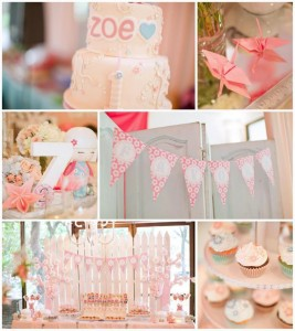 Kokeshi Doll 1st Birthday Party with SO MANY CUTE IDEAS via Kara's Party Ideas | Kara'sPartyIdeas.com #1stBirthday #Girl #PartyIdeas #Supplies (1)