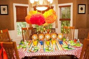 Twins' Lego Themed Birthday Party with Such Awesome Ideas via Kara's Party Ideas | KarasPartyIdeas.com #Legos #Building #Party #Ideas #Supplies (19)