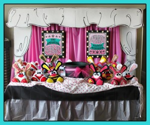 Girly Magic Party with Lots of Cute Ideas via Kara's Party Ideas | KarasPartyIdeas.com #Magic #Party #Ideas #Supplies (6)