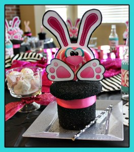 Girly Magic Party with Lots of Cute Ideas via Kara's Party Ideas | KarasPartyIdeas.com #Magic #Party #Ideas #Supplies (4)