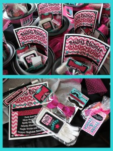 Girly Magic Party with Lots of Cute Ideas via Kara's Party Ideas | KarasPartyIdeas.com #Magic #Party #Ideas #Supplies (2)