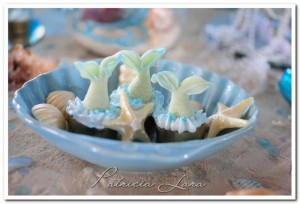 Mermaid Under The Sea Party with Lots of Cute Ideas via Kara's Party Ideas | KarasPartyIdeas.com #Ocean #Mermaids #UnderTheSea #Party #Ideas #Supplies (13)