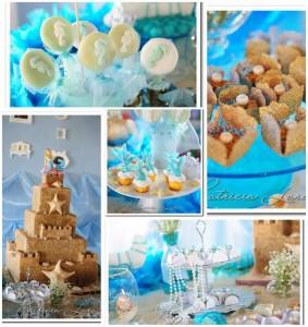 Mermaid Under The Sea Party with Lots of Cute Ideas via Kara's Party Ideas | KarasPartyIdeas.com #Ocean #Mermaids #UnderTheSea #Party #Ideas #Supplies (1)
