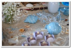 Mermaid Under The Sea Party with Lots of Cute Ideas via Kara's Party Ideas | KarasPartyIdeas.com #Ocean #Mermaids #UnderTheSea #Party #Ideas #Supplies (4)
