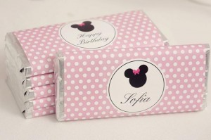 Minnie Mouse Birthday Party with So Many REALLY CUTE IDEAS via Kara's Party Ideas | Kara'sPartyIdeas.com #MickeyMouse #MinnieMouse #Party #Ideas #Supplies (17)