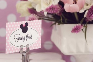 Minnie Mouse Birthday Party with So Many REALLY CUTE IDEAS via Kara's Party Ideas | Kara'sPartyIdeas.com #MickeyMouse #MinnieMouse #Party #Ideas #Supplies (16)
