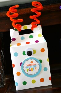Halloween Monster Bash Full of Awesome Ideas via Kara's Party Ideas | KarasPartyIdeas.com #Halloween #Party #Ideas #Supplies (30)