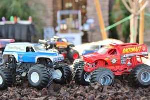 Monster Jam Monster Truck Party with So Many AWESOME Ideas via Kara's Party Ideas | Kara'sPartyIdeas.com #MonsterTruck #MonsterJam #Party #Ideas #Supplies (48)