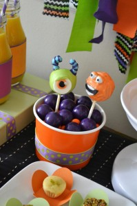 Halloween Monster Bash Full of Awesome Ideas via Kara's Party Ideas | KarasPartyIdeas.com #Halloween #Party #Ideas #Supplies (12)