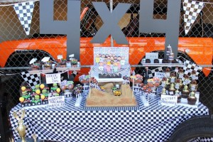 Monster Jam Monster Truck Party with So Many AWESOME Ideas via Kara's Party Ideas | Kara'sPartyIdeas.com #MonsterTruck #MonsterJam #Party #Ideas #Supplies (11)