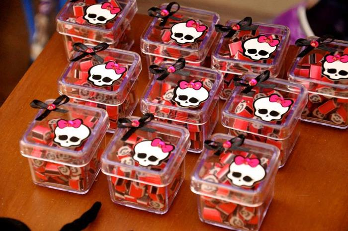 monster high themed party with full of really awesome ideas via karas party ideas karaspartyideas