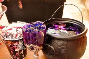 Monster High Themed Party with FULL of Really AWESOME Ideas via Kara's Party Ideas | KarasPartyIdeas.com #TweenParty #Halloween #Party #Ideas #Supplies (21)
