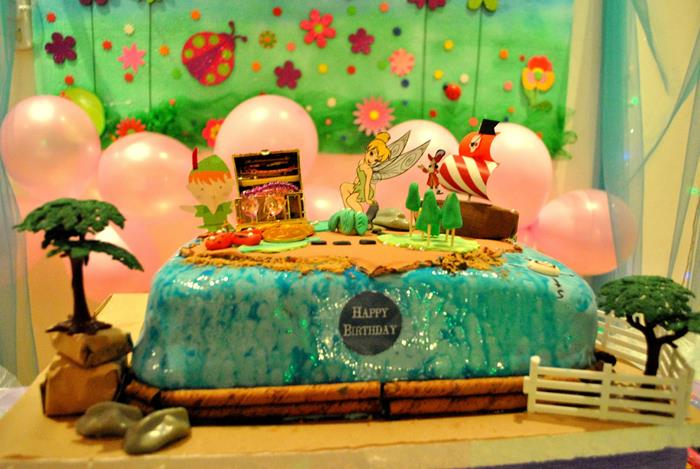 Kara S Party Ideas Neverland Pirate Fairy Party Planning