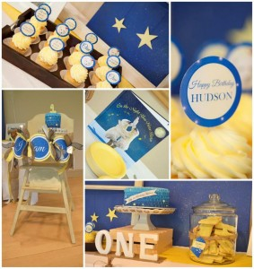 On The Night You Were Born Book Inspired Party with Lots of Really Cute Ideas via Kara's Party Ideas | KarasPartyIdeas.com #BookInspired #Party #Ideas #Supplies (1)