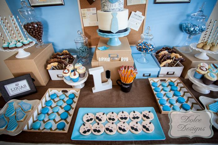 office party decoration ideas. first birthday office party with so many adorable ideas via karau0027s karaspartyideas decoration