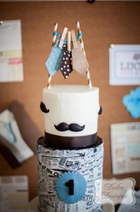 First Birthday Office Party with So Many Adorable Ideas via Kara's Party Ideas | KarasPartyIdeas.com #LittleMan #Mustache #Party #Ideas #Supplies (5)