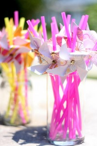 Pink Lemonade and Pinwheels 1st Birthday Party with REALLY CUTE Ideas via Kara's Party Ideas | KarasPartyIdeas.com #Girly #Party #Ideas #Supplies (5)