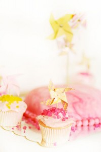 Pink Lemonade and Pinwheels 1st Birthday Party with REALLY CUTE Ideas via Kara's Party Ideas | KarasPartyIdeas.com #Girly #Party #Ideas #Supplies (2)