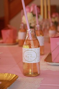 Pink and Gold Princess Party So Many Really Cute Ideas via Kara's Party Ideas KarasPartyIdeas.com #RoyalPrincess #Party #Ideas #Supplies (16)