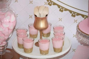 Pink and Gold Princess Party So Many Really Cute Ideas via Kara's Party Ideas KarasPartyIdeas.com #RoyalPrincess #Party #Ideas #Supplies (5)