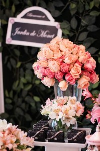 Pink Paris Birthday Party Full of Cute Ideas via Kara's Party Ideas | Kara'sPartyIdeas.com #Paris #Chanel #Party #Ideas #Supplies (6)
