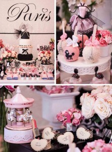 Pink Paris Birthday Party Full of Cute Ideas via Kara's Party Ideas | Kara'sPartyIdeas.com #Paris #Chanel #Party #Ideas #Supplies (1)