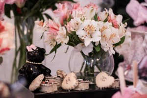 Pink Paris Birthday Party Full of Cute Ideas via Kara's Party Ideas | Kara'sPartyIdeas.com #Paris #Chanel #Party #Ideas #Supplies (3)