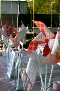 Pinwheel Themed Baby Shower with Lots of Cute Ideas via Kara's Party Ideas | KarasPartyIdeas.com #Pinwheels #Party #Ideas #Supplies (5)