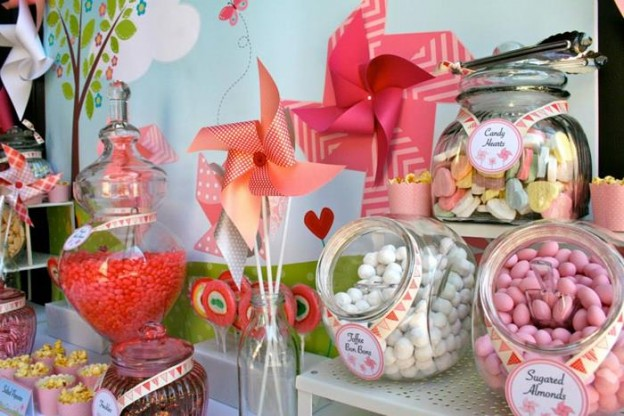 Pinwheel Themed Baby Shower with Lots of Cute Ideas via Kara's Party Ideas | KarasPartyIdeas.com #Pinwheels #Party #Ideas #Supplies (18)