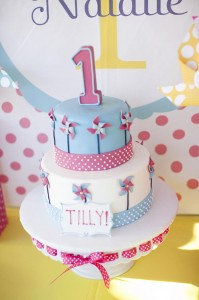 Pinwheels and Polka Dots 1st Birthday Party with Full of Adorable Ideas via Kara's Party Ideas | KarasPartyIdeas.com #LittleGirl #Party #Ideas #Supplies (12)