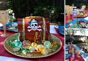 Jake and the Neverland Pirates Party with Full of Fun Ideas via Kara's Party Ideas | KarasPartyIdeas.com #Pirate #Hook #Party #Ideas #Supplies (2)