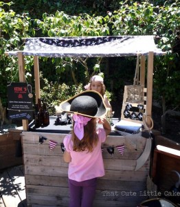 Jake and the Neverland Pirates Party with Full of Fun Ideas via Kara's Party Ideas | KarasPartyIdeas.com #Pirate #Hook #Party #Ideas #Supplies (11)