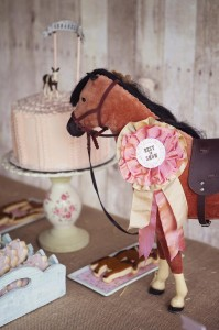 Vintage Pony Party with So Many REALLY CUTE Ideas via Kara's Party Ideas | Kara'sPartyIdeas.com #Vintage #Horse #Pony #Party #Ideas #Supplies (35)