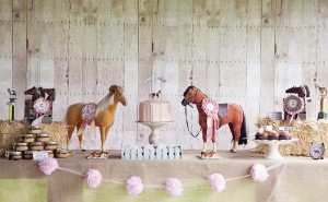 Vintage Pony Party with So Many REALLY CUTE Ideas via Kara's Party Ideas | Kara'sPartyIdeas.com #Vintage #Horse #Pony #Party #Ideas #Supplies (24)