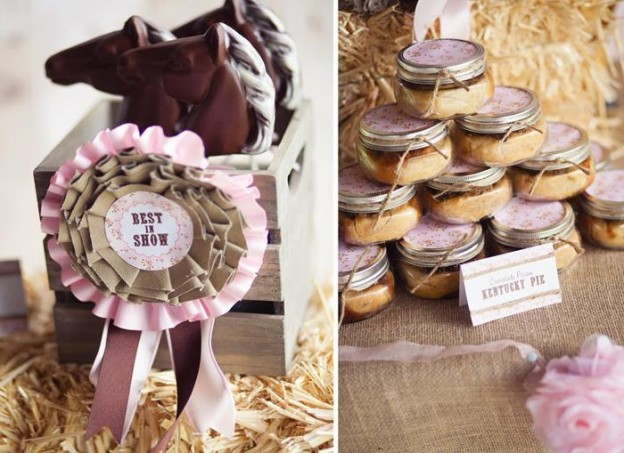 Vintage Pony Party with So Many REALLY CUTE Ideas via Kara's Party Ideas | Kara'sPartyIdeas.com #Vintage #Horse #Pony #Party #Ideas #Supplies (41)