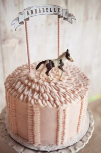 Vintage Pony Party with So Many REALLY CUTE Ideas via Kara's Party Ideas | Kara'sPartyIdeas.com #Vintage #Horse #Pony #Party #Ideas #Supplies (23)