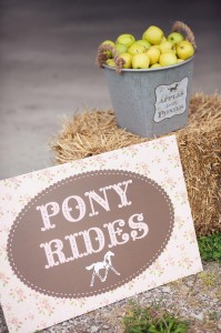 Vintage Pony Party with So Many REALLY CUTE Ideas via Kara's Party Ideas | Kara'sPartyIdeas.com #Vintage #Horse #Pony #Party #Ideas #Supplies (16)