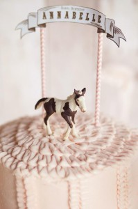 Vintage Pony Party with So Many REALLY CUTE Ideas via Kara's Party Ideas | Kara'sPartyIdeas.com #Vintage #Horse #Pony #Party #Ideas #Supplies (9)