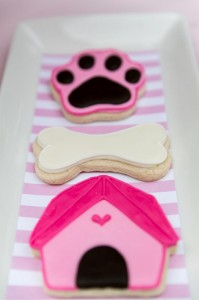 Pink Puppy Party Full of Darling Ideas Ideas via Kara's Party Ideas | KarasPartyIdeas.com #Dog #Party #Ideas #Supplies (15)